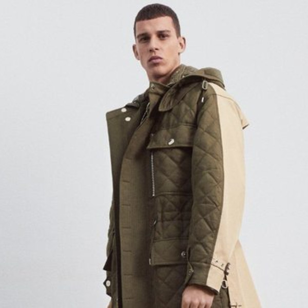 Burberry launches Future Archive heritage collection